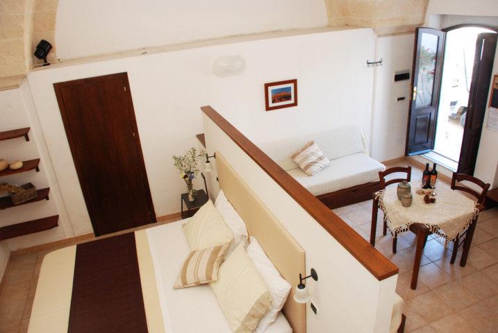 Camera Matrimoniale - Barco del Cicero