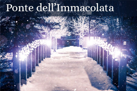 Ponte Immacolata 1 notte GRATIS!!!