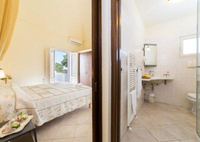 Camere in Masseria Tenuta Barco di Emèra Pulsano Puglia12