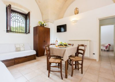 Camere in Masseria Tenuta Barco di Emèra Pulsano Puglia3