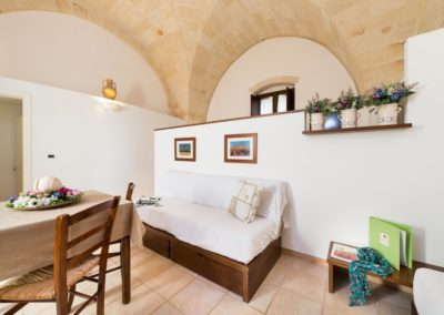 Camere in Masseria Tenuta Barco di Emèra Pulsano Puglia6