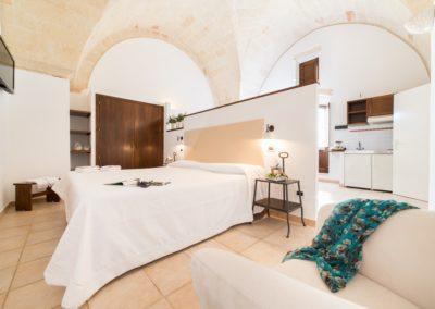 Camere in Masseria Tenuta Barco di Emèra Pulsano Puglia7