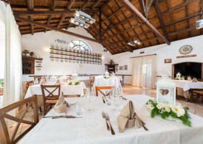 Ristorante, sala ricevimenti Locanda del Barco Marina di Pulsano Puglia6