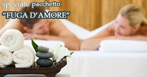 "Pacchetto ""Fuga d'amore"""