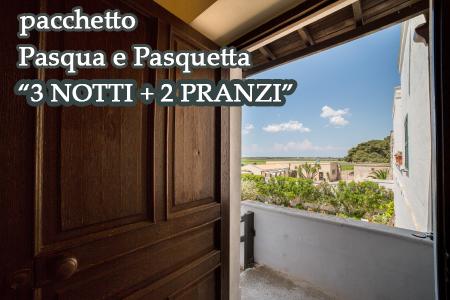 Offerta 3 notti e pranzo di Pasqua e Pasquetta in Masseria | Tenuta Barco di Eméra