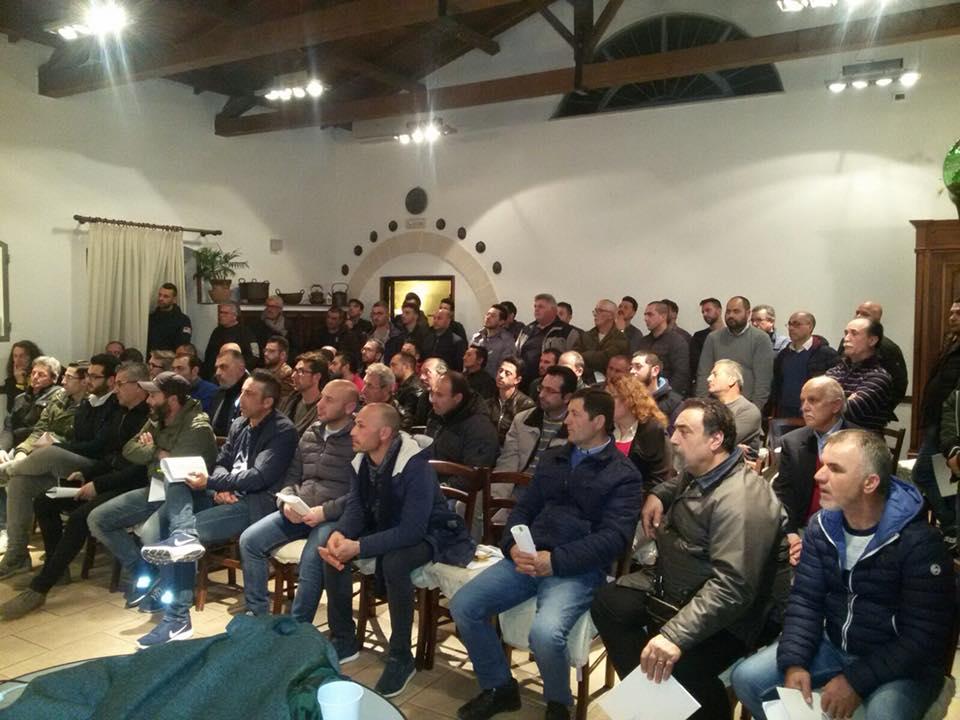 Masseria Taranto incontri Business