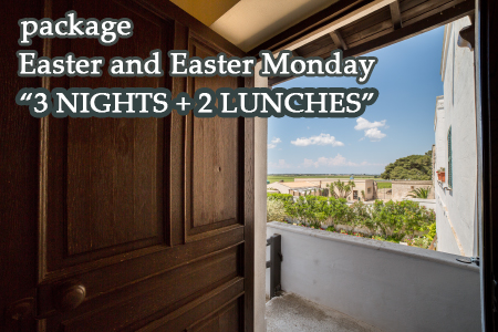 Offer 3 nights and Easter lunch and Easter Monday in Masseria | Barco estate of Eméra