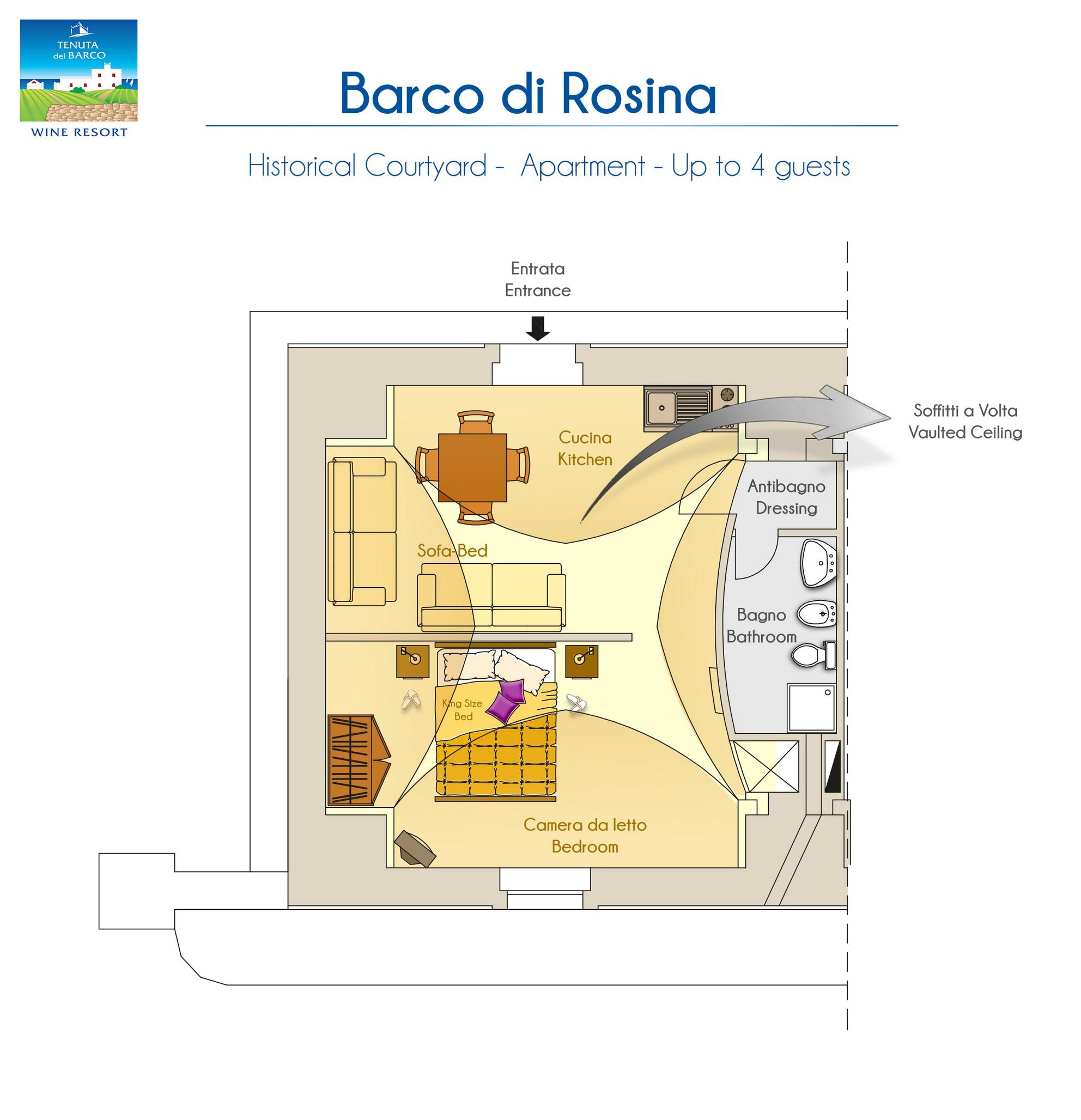 Barco di Rosina