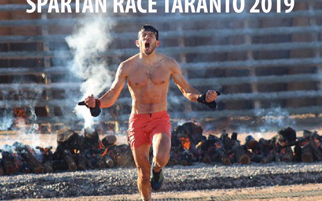 SPARTAN RACE TARANTO 2019