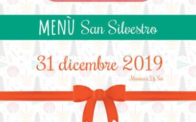 Menù di San Silvestro 31 dicembre | Capodanno alla Locanda del Barco