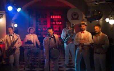 La jass band BeDixie alla Tenuta del Barco | 14 febbraio 2020